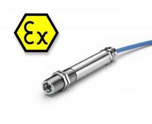 本質安全防爆形放射温度計 ExTempシリーズ