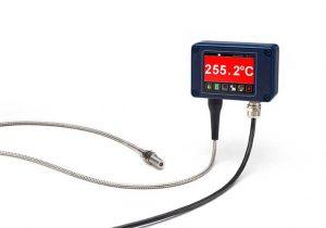 高温用放射温度計 ファイバ―ミニ放射温度計シリーズ